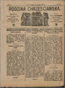 Rodzina Chrześciańska 1908 nr 51