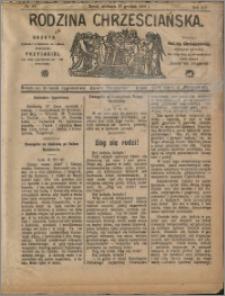 Rodzina Chrześciańska 1908 nr 52