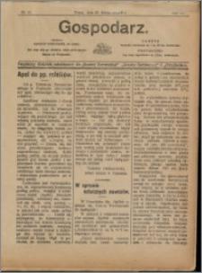 Gospodarz 1908 nr 11