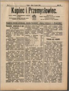 Kupiec i Przemyslowiec 1908 nr 5