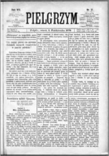 Pielgrzym, pismo religijne dla ludu 1876 nr 77