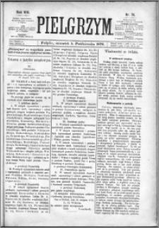 Pielgrzym, pismo religijne dla ludu 1876 nr 78