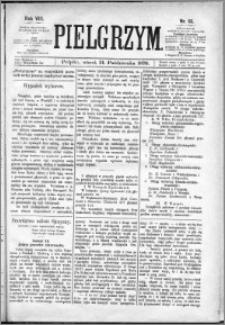 Pielgrzym, pismo religijne dla ludu 1876 nr 85