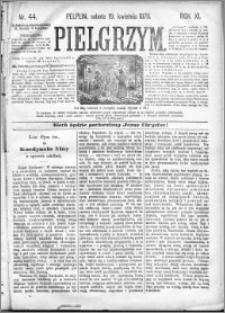 Pielgrzym, pismo religijne dla ludu 1879 nr 44