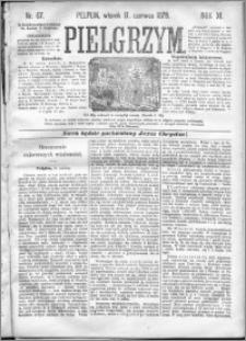 Pielgrzym, pismo religijne dla ludu 1879 nr 67