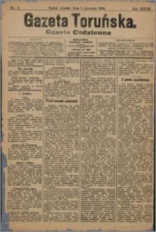 Gazeta Toruńska 1909, R. 45 nr 3