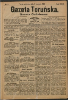 Gazeta Toruńska 1909, R. 45 nr 13