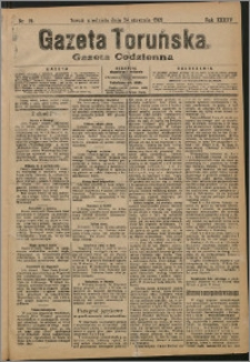 Gazeta Toruńska 1909, R. 45 nr 19