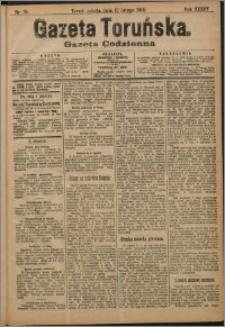 Gazeta Toruńska 1909, R. 45 nr 35