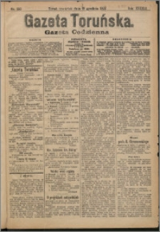 Gazeta Toruńska 1907, R. 43 nr 293