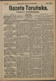 Gazeta Toruńska 1909, R. 45 nr 85