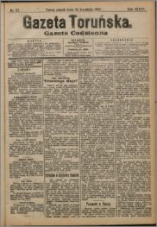 Gazeta Toruńska 1909, R. 45 nr 97
