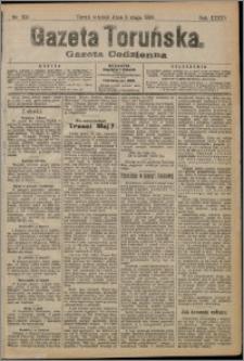 Gazeta Toruńska 1909, R. 45 nr 100