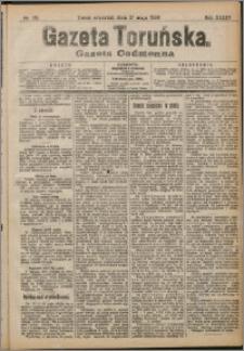 Gazeta Toruńska 1909, R. 45 nr 119