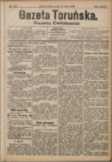 Gazeta Toruńska 1909, R. 45 nr 154