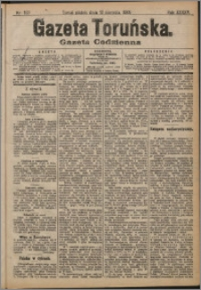 Gazeta Toruńska 1909, R. 45 nr 183