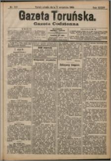 Gazeta Toruńska 1909, R. 45 nr 208