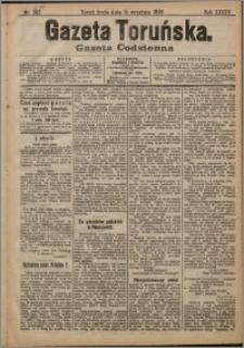 Gazeta Toruńska 1909, R. 45 nr 211 + dodatek