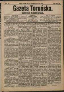 Gazeta Toruńska 1909, R. 45 nr 241