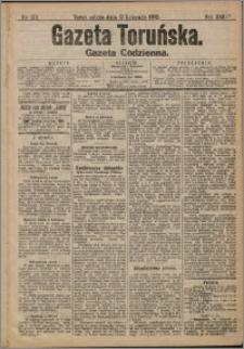 Gazeta Toruńska 1909, R. 45 nr 261