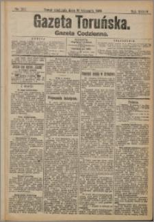 Gazeta Toruńska 1909, R. 45 nr 262 + dodatek