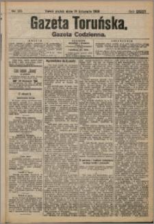 Gazeta Toruńska 1909, R. 45 nr 265