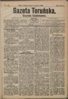 Gazeta Toruńska 1909, R. 45 nr 284 + dodatek