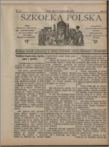 Szkółka Polska 1909 nr 18