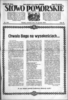 Słowo Pomorskie 1924.12.25 R.4 nr 299