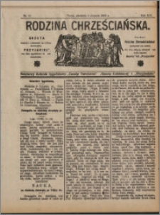 Rodzina Chrześcijańska 1909 nr 32
