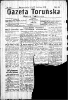 Gazeta Toruńska 1918, R. 54 nr 90