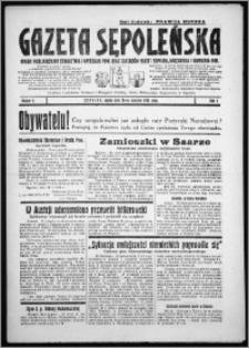 Gazeta Sępoleńska 1934, R. 8, nr 6