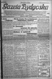 Gazeta Bydgoska 1924.02.01 R.3 nr 27
