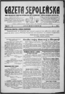 Gazeta Sępoleńska 1934, R. 8, nr 35