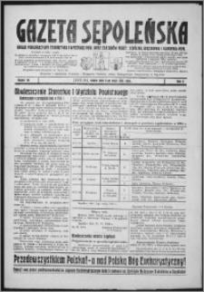 Gazeta Sępoleńska 1934, R. 8, nr 36