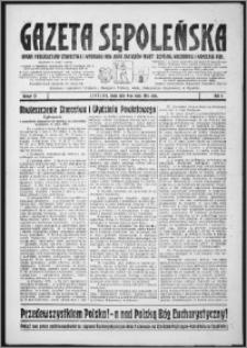 Gazeta Sępoleńska 1934, R. 8, nr 37
