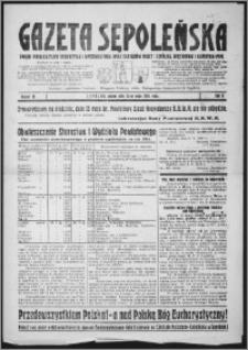 Gazeta Sępoleńska 1934, R. 8, nr 38