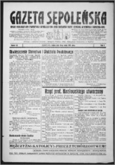 Gazeta Sępoleńska 1934, R. 8, nr 40
