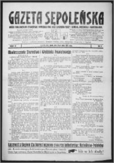 Gazeta Sępoleńska 1934, R. 8, nr 41