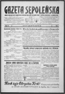 Gazeta Sępoleńska 1934, R. 8, nr 43