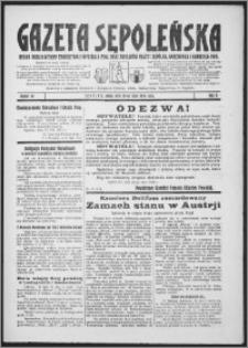 Gazeta Sępoleńska 1934, R. 8, nr 60
