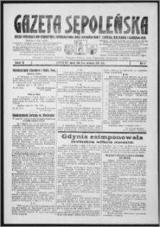Gazeta Sępoleńska 1934, R. 8, nr 72