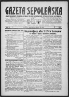 Gazeta Sępoleńska 1934, R. 8, nr 77