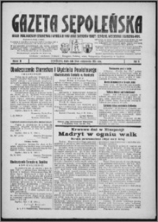 Gazeta Sępoleńska 1934, R. 8, nr 81