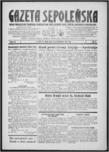 Gazeta Sępoleńska 1934, R. 8, nr 86