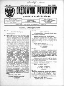 Orędownik Powiatowy powiatu Szubińskiego 1932.05.11 R.13 nr 38