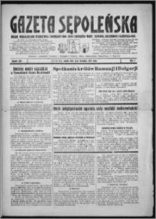 Gazeta Sępoleńska 1933, R. 7, nr 130