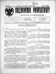 Orędownik Powiatowy powiatu Szubińskiego 1932.08.31 R.13 nr 70