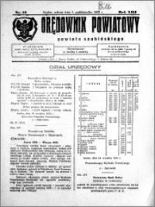 Orędownik Powiatowy powiatu Szubińskiego 1932.10.01 R.13 nr 79