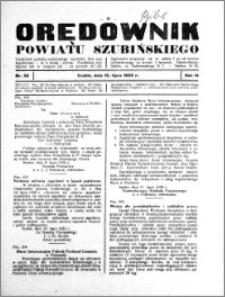 Orędownik powiatu Szubińskiego 1933.07.15 R.14 nr 56